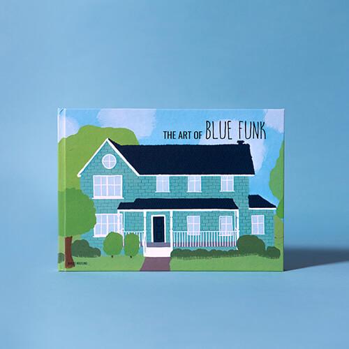 Blue Funk - Artbook